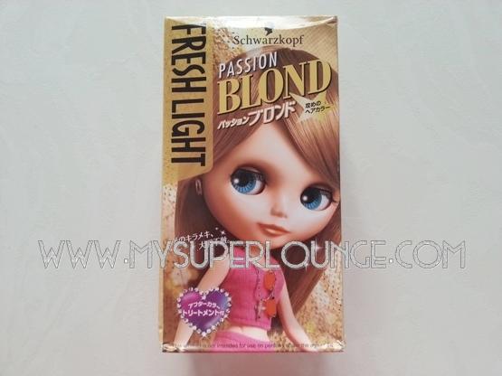 schwarzkopf passion blond 01