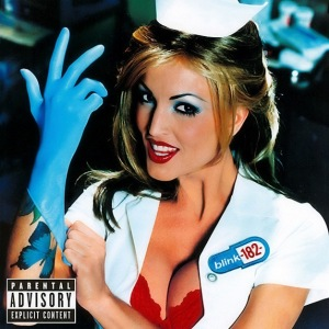 blink 182 enema of the state cd cover