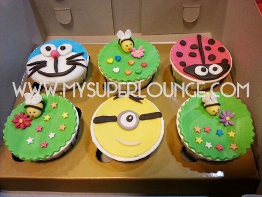 nathbee cupcakes
