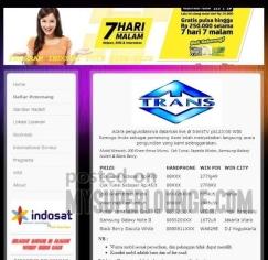 website penipuan indosat 01