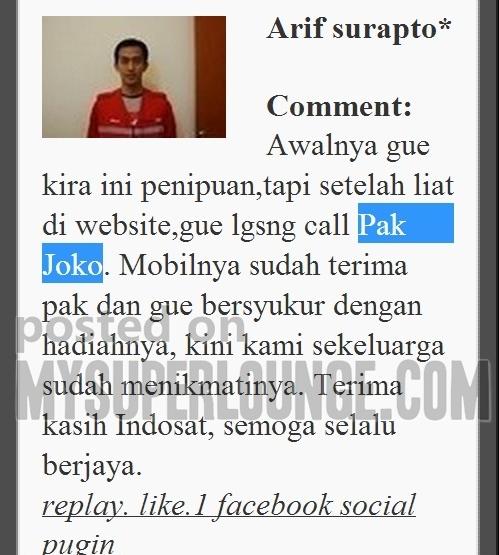 website penipuan indosat 09