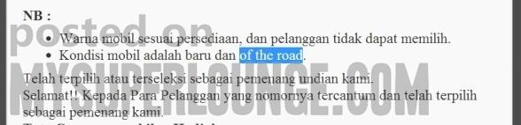 website penipuan indosat 13