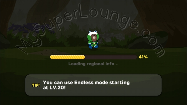 line ranger endless mode tips