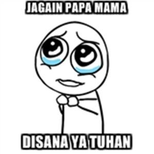 please tuhan jaga mama papa