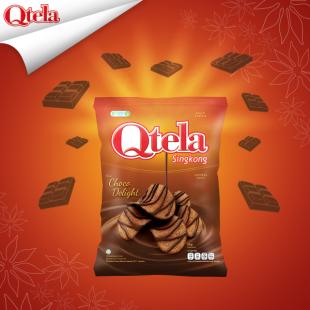 Qtela Singkong Choco Delight - source www.twitter.com/qtelasnack